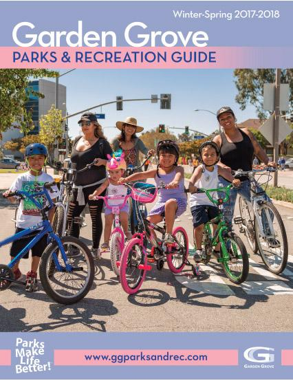 Parks and Recreation Guide