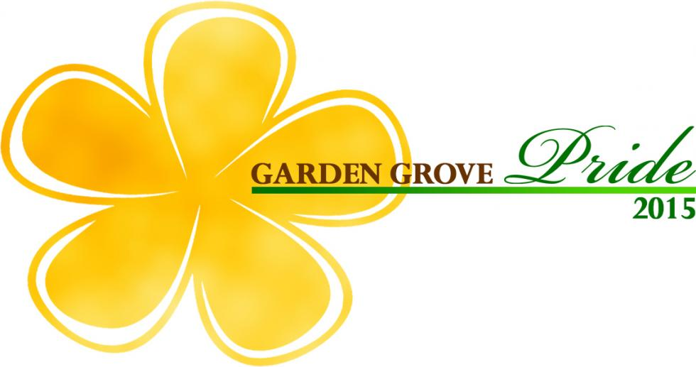 Garden Grove Pride Logo