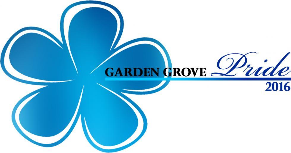 2016 Garden Grove Pride Logo