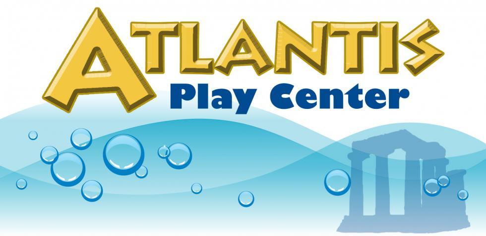 Atlantis Play Center Logo