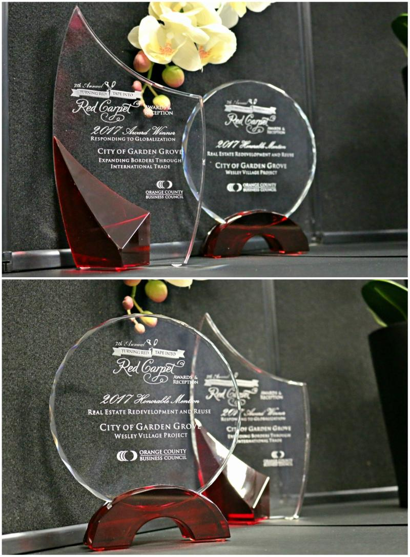 Collage of the Awards