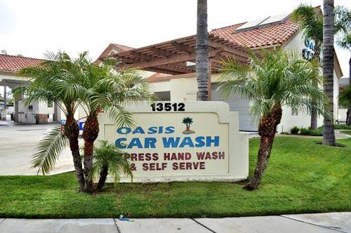 Oasis Car Wash | City of Garden Grove