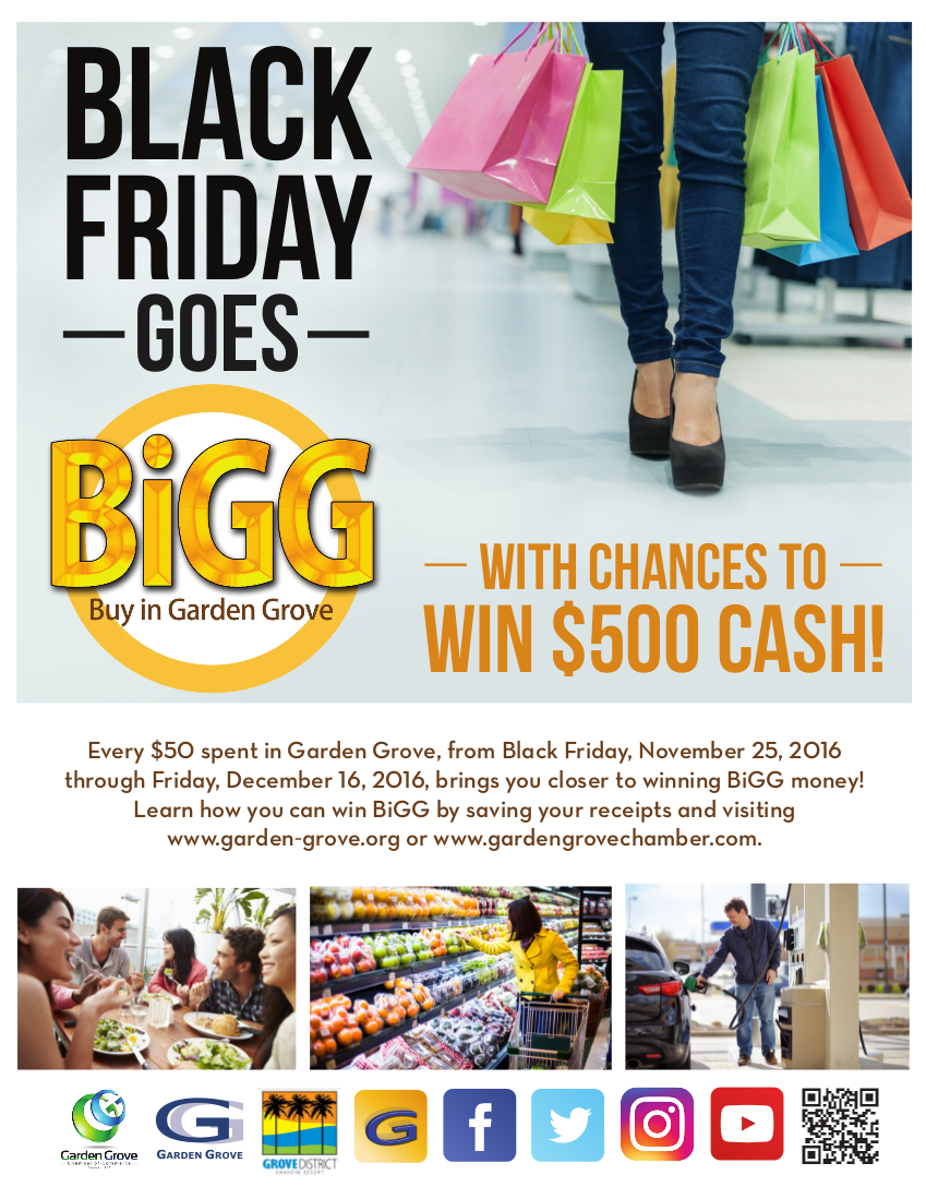Photo of the Buy in Garden Grove Black Friday Flyer