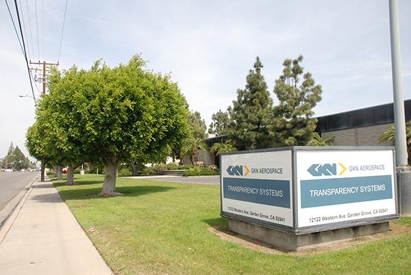 GKN Aerospace | City of Garden Grove