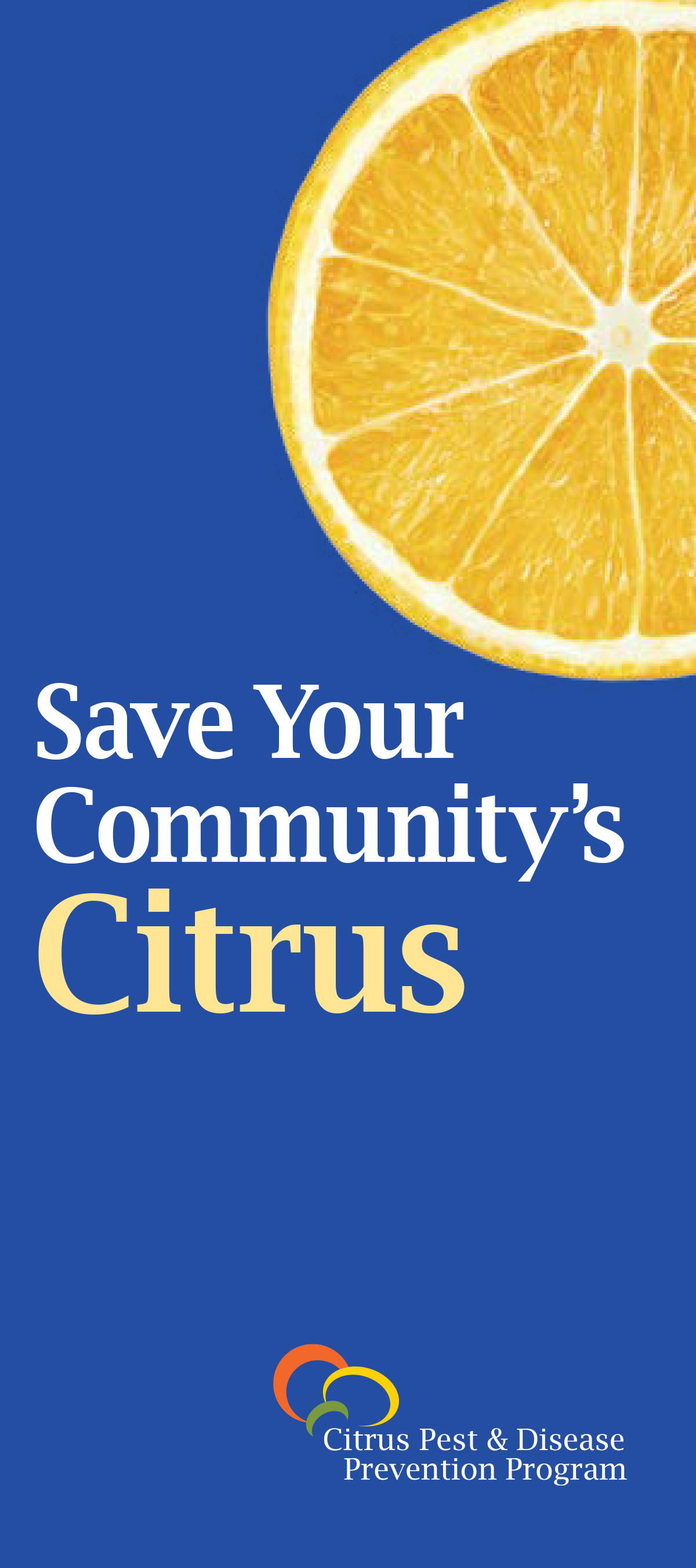 citrus brochure in English