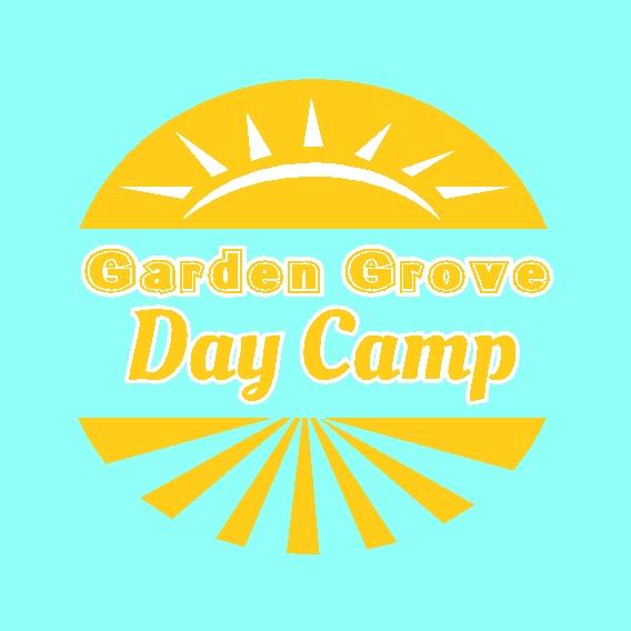 Garden Grove Day Camp Logo