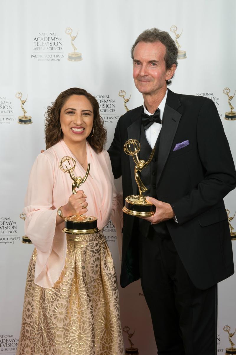 GGTV3 Emmy photo