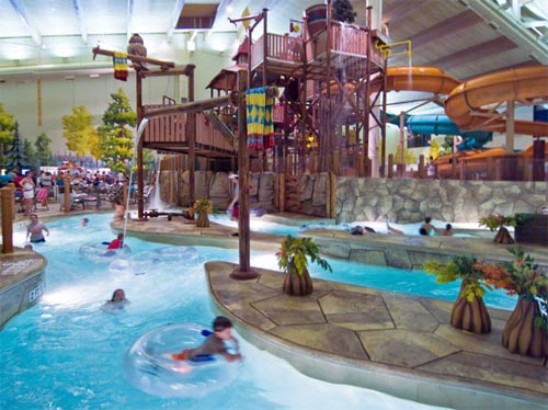 Great Wolf Resorts Water Park Hotel Comes to The OC in Garden