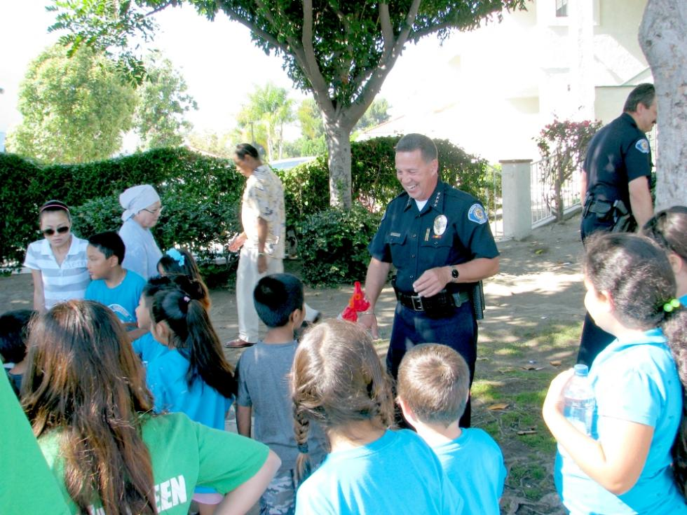 National Night Out On Main Street City Of Garden Grove
