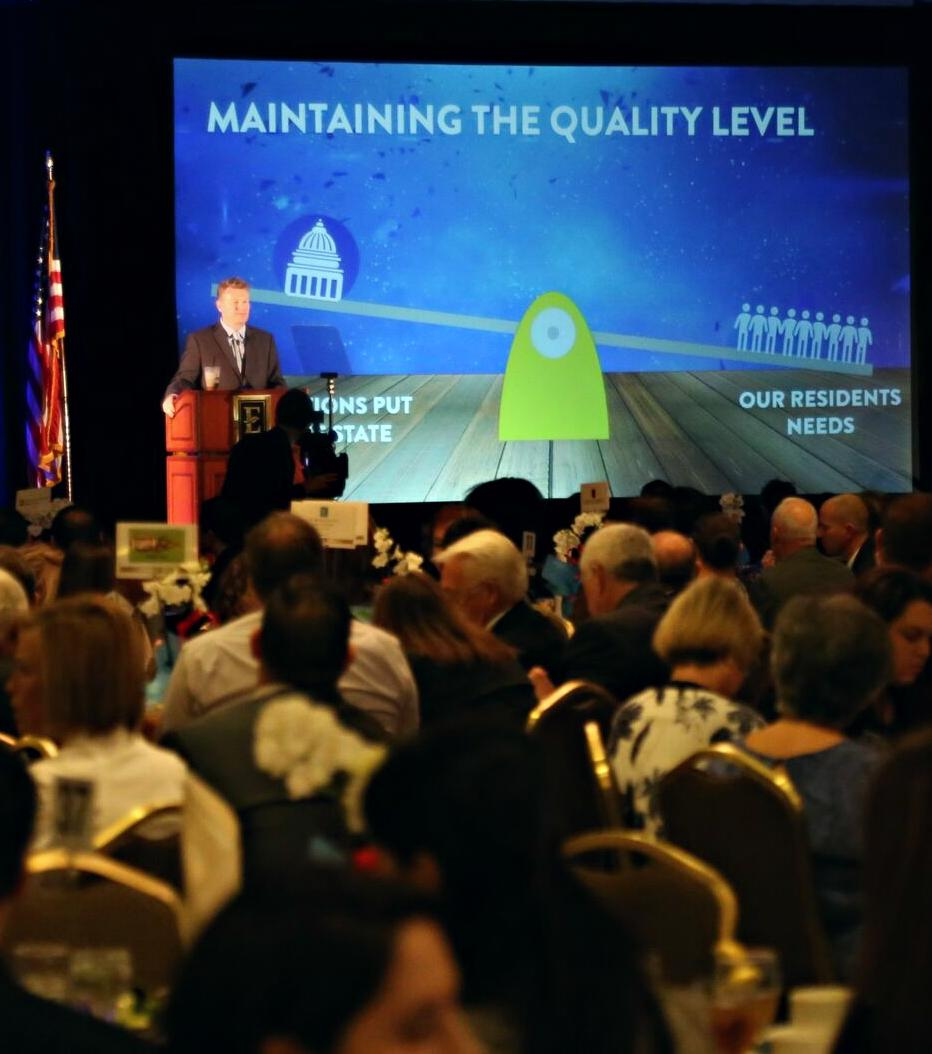 Photo of Mayor's Address at State of the City