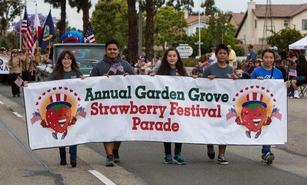 The 60th annual garden grove strawberry festival city of - Garden grove concerts in the park 2017 ...