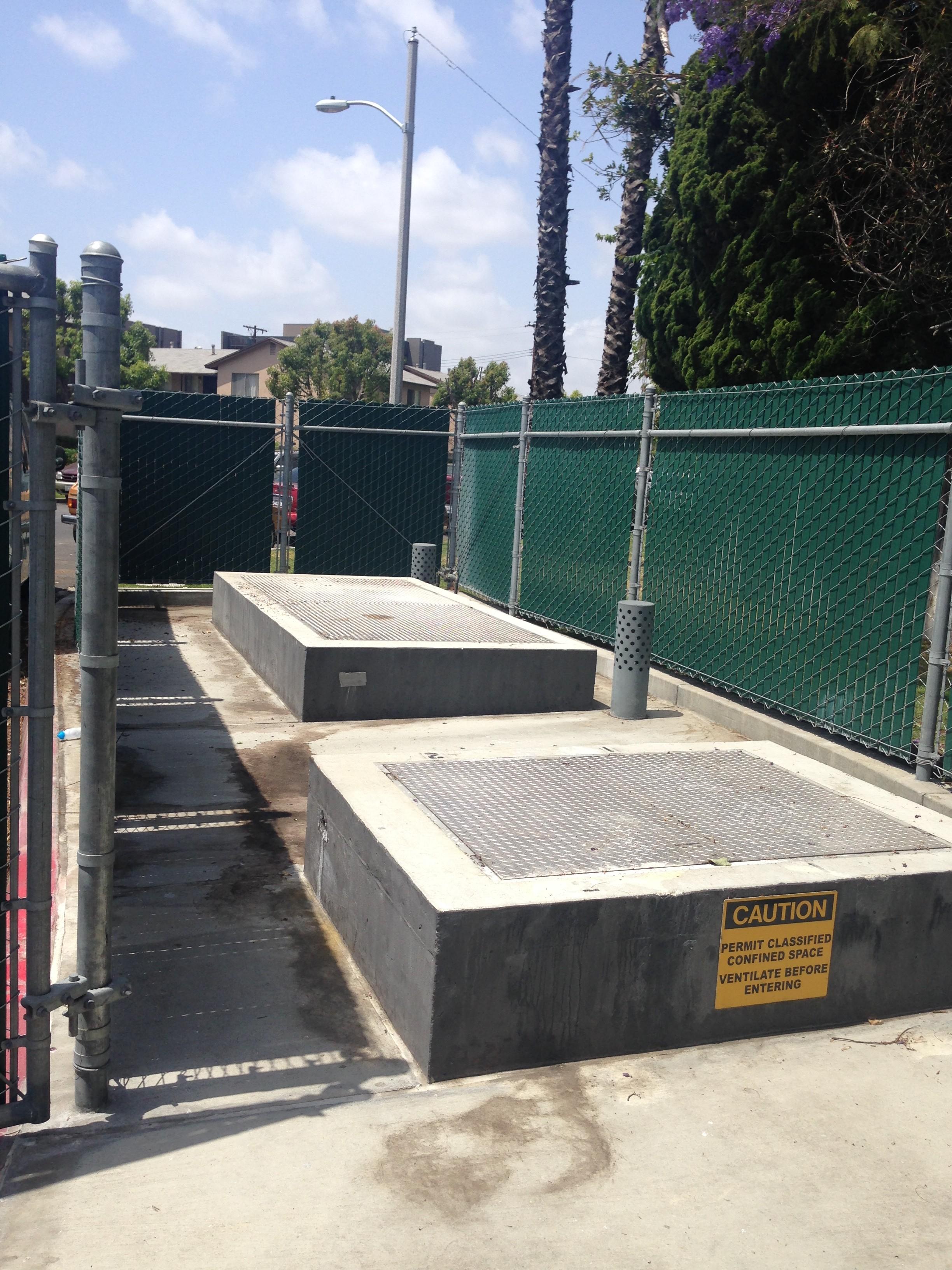 Photo of Patridge Sewer Lift Station