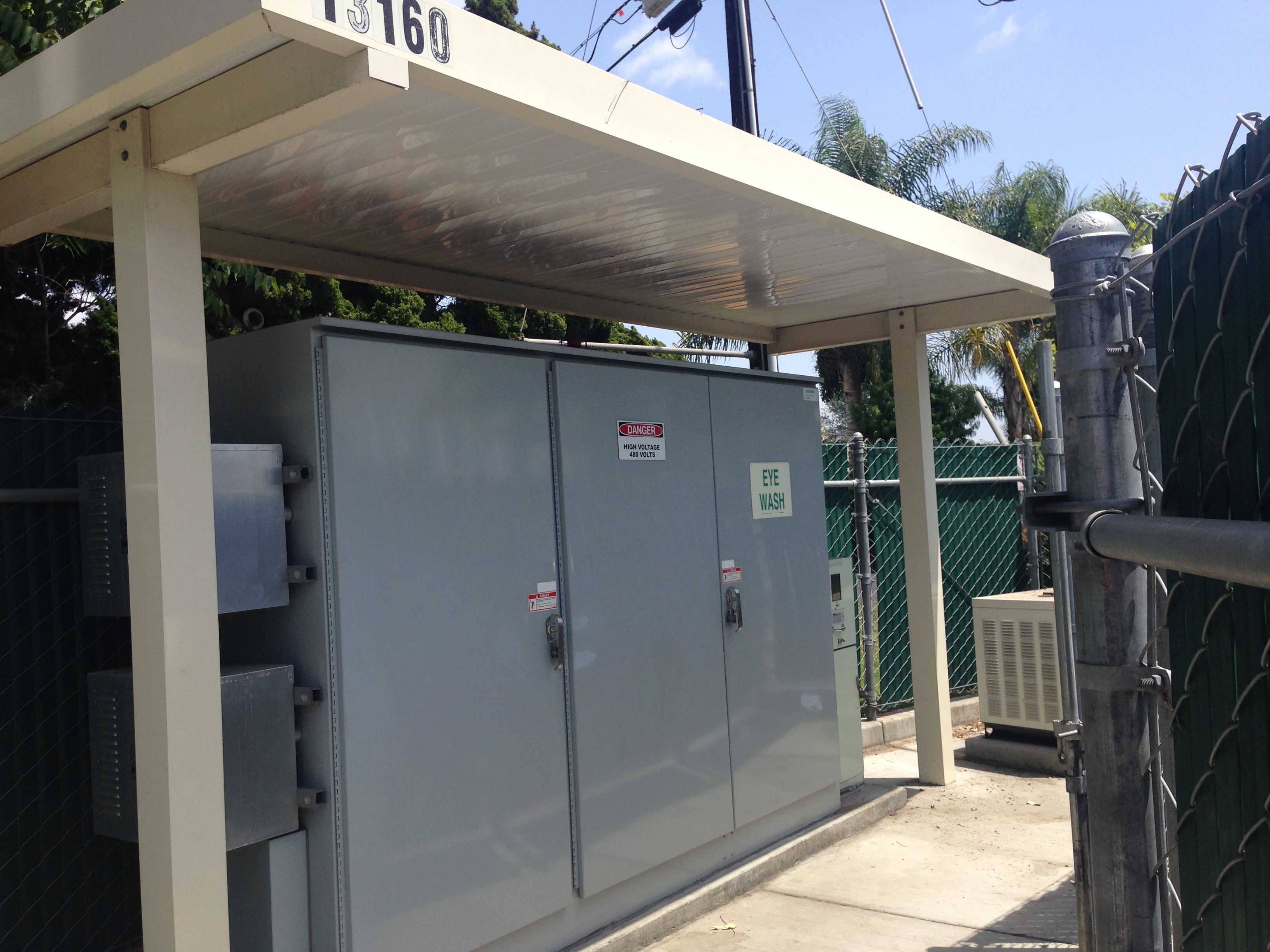 Photo of Patridge Sewer Lift Station /><br />