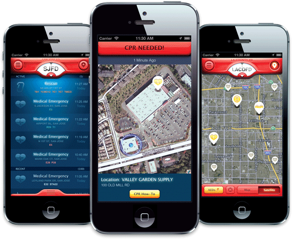 Photo of Fire Department App
