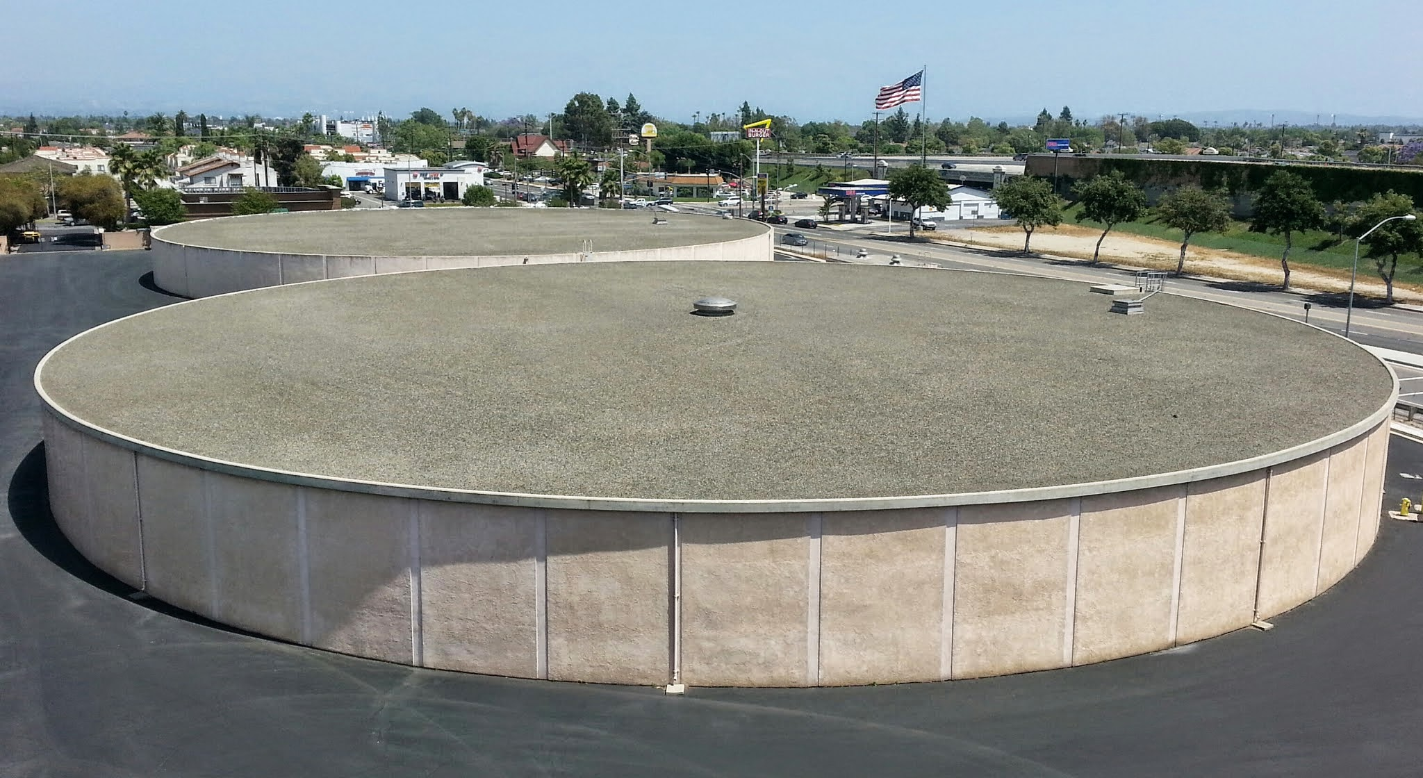 Photo of a Storage Tank