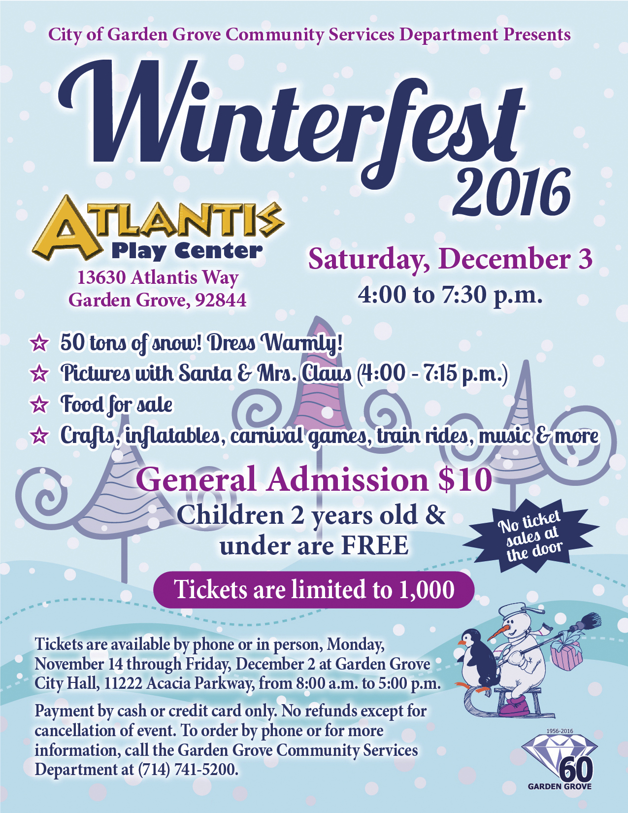 Photo of 2017 Winterfest Flyer