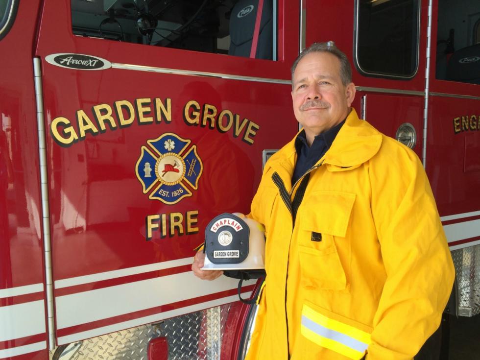 Fire Department Chaplain Program City Of Garden Grove
