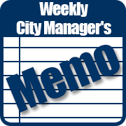 City Manager's Memo