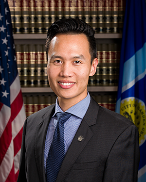 Mayor Bao Nguyen Photo and Bio Page