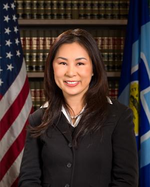 Mayor Pro Tem Dina Nguyen