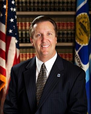 Photo of City Council Member Kris Beard