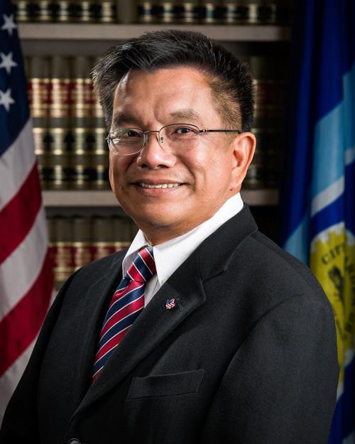 Council Member - Patrick Phat Bui