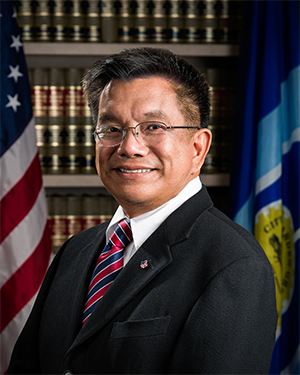 City Council Member Phat Bui Photo and Bio Page