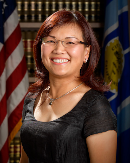 Council Member Thu-Ha Nguyen