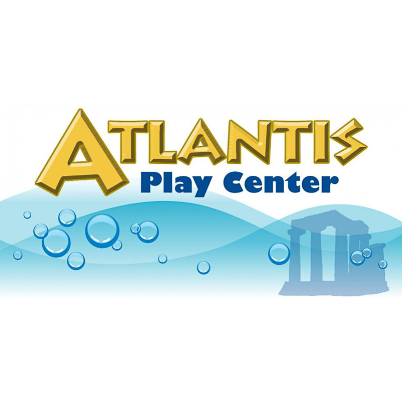 Atlantis Play Center Logo