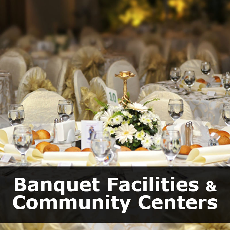 Banquet and Community Centers