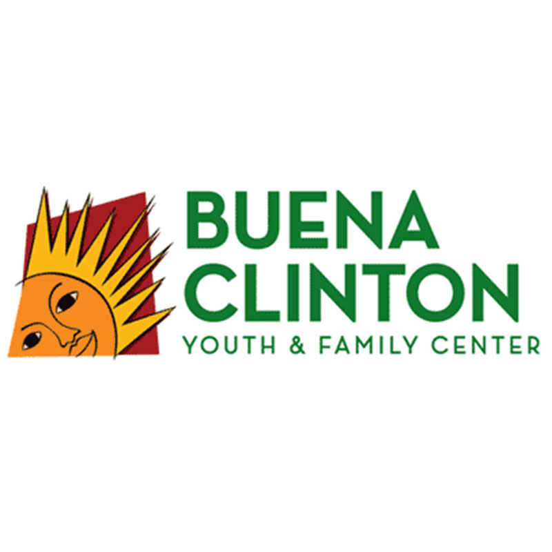 The Buena Clinton Youth and Family Center Logo