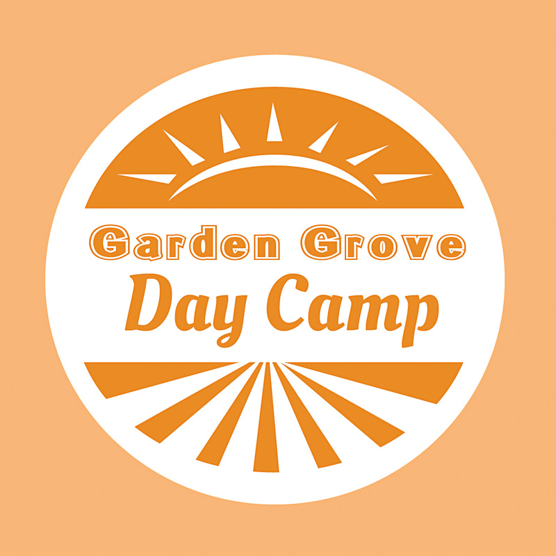 Garden Grove Day Camp Logo