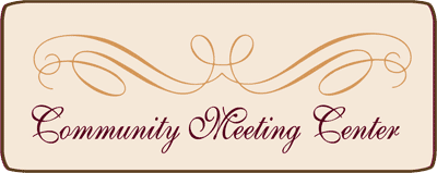 Community Meeting Center Logo