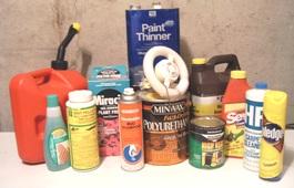 Photo of Hazardous Materials