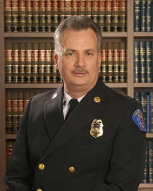 Fire Chief Keith Osborn City Of Garden Grove