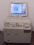 Photo of a Livescan Fingerprinting Machine