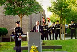 Garden Grove Police Officer Memorial
