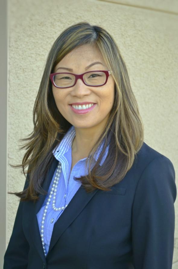 Photo of Lisa Kim, Garden Grove's new Community and Economic Development Director