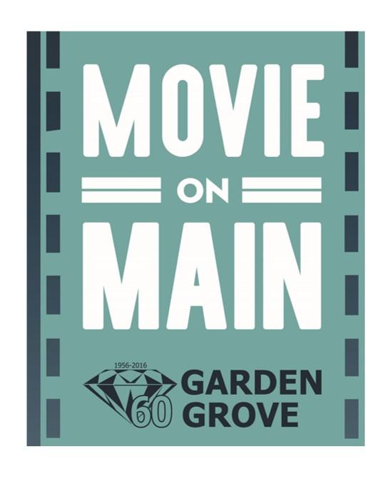 Movie on Main Street Logo