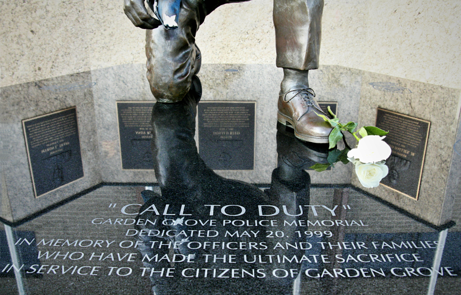 Call to Duty Police Memorial