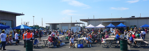 Annual Open House Showcases Public Works City Of Garden