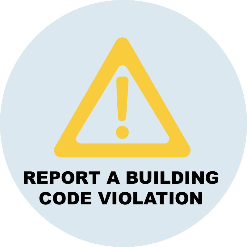 Report a Building Code Violation