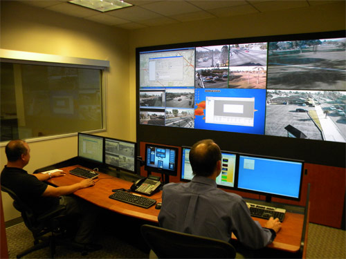 New Traffic Monitoring Camera System Goes On Display In