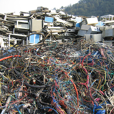 Residential E Waste Disposal Service Now Available City
