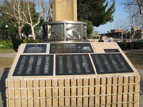 Posthumous recognition of garden grove medal of honor Library garden grove