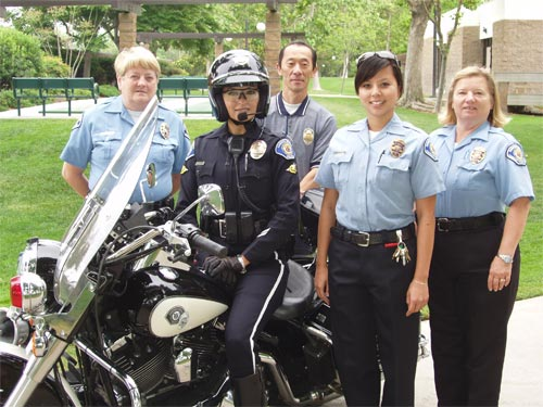 Photo of Neighborhood Traffic Unit