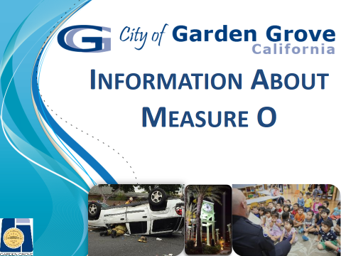 Information About Measure O