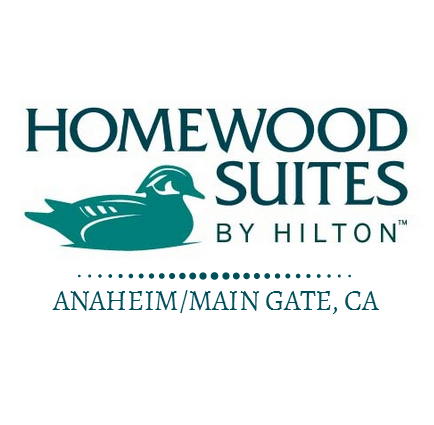 Homewood Suites by Hilton Anaheim Logo