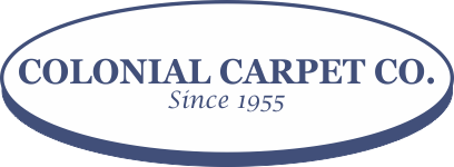 Colonial Carpet Co. Logo