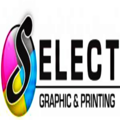 Select Graphic and Printing Logo